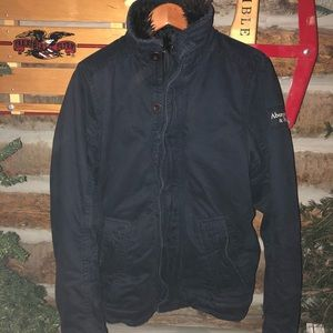 ABERCROMBIE & FITCH MENS JACKET